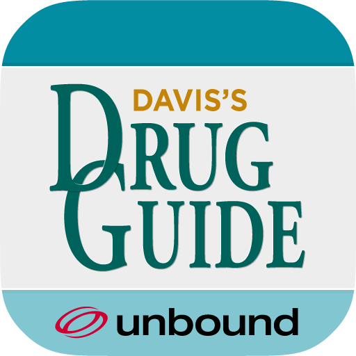 Purchase Davis's Drug Guide