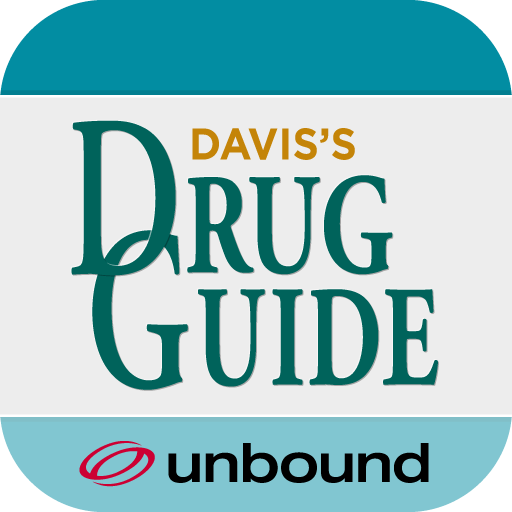 Davis's Drug Guide App Icon