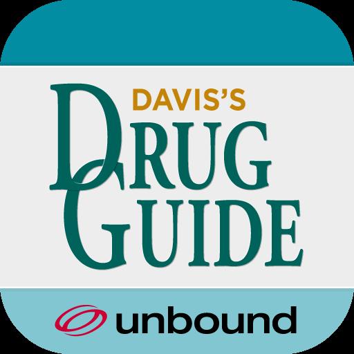 Davis's Drug Guide App Icon